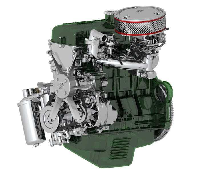 Motore parametrico