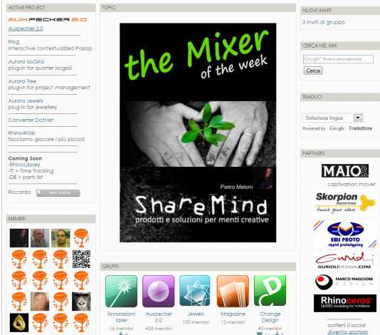 Mixer of the week