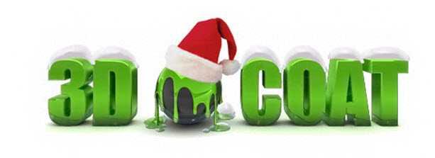 3DCoat Merry Christmas
