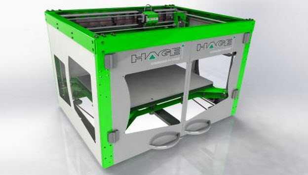 Hage 3D