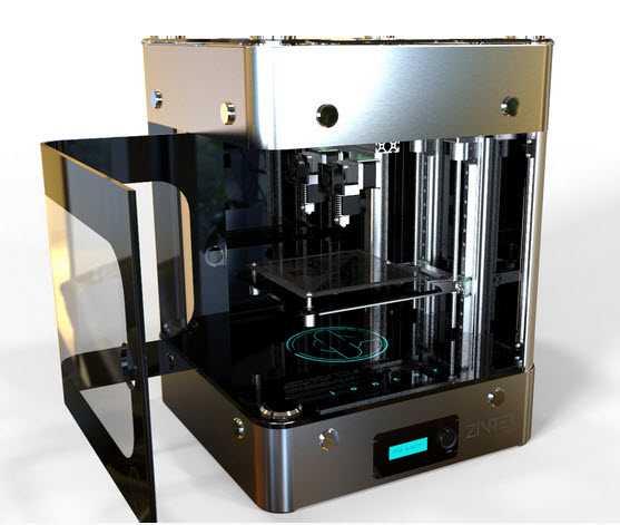 Stampante 3D Ion Core Zinter Pro