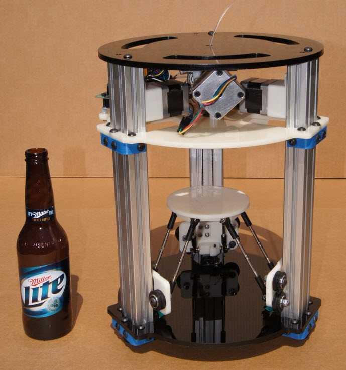 Stampante 3D Quantum Delta 3D