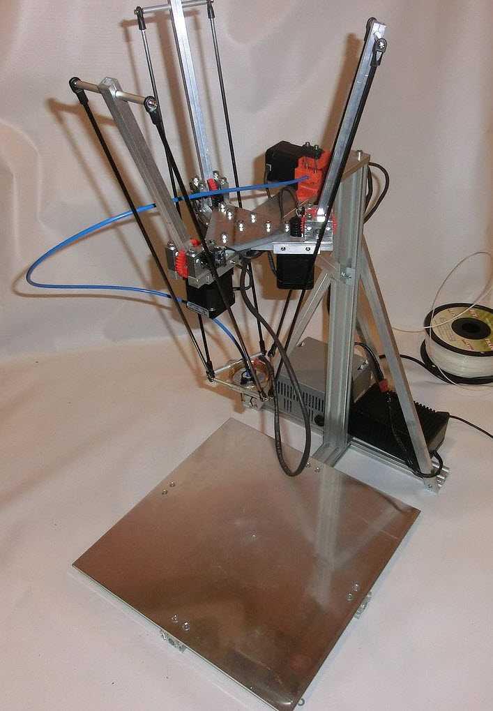 Stampante 3D Rappi Delta