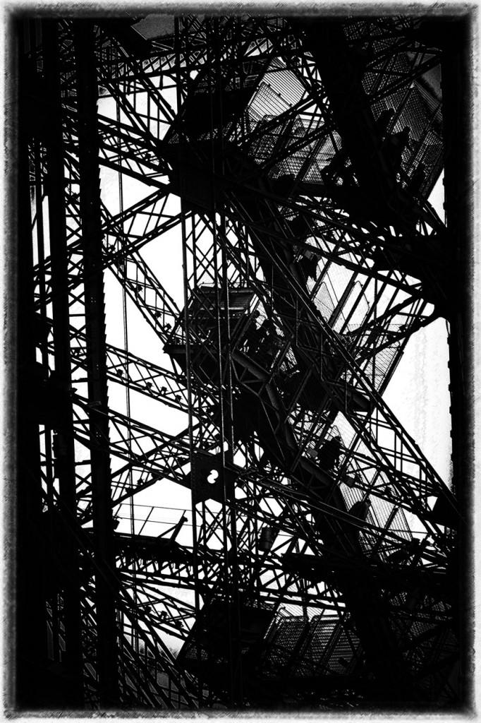 Vista della Torre Eiffel