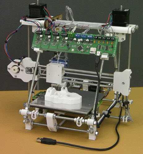 Stampante 3D RepRap Pro Huxley