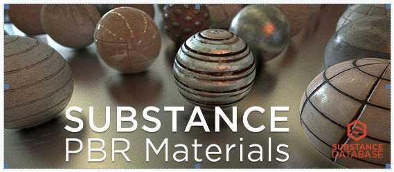substance PBR