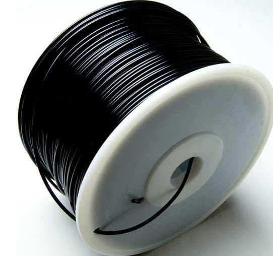 ABS 3mm nero