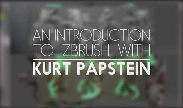 14 nuovi video tutoria introduttivi su ZBrush 4R6