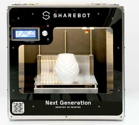 ShareBot Front