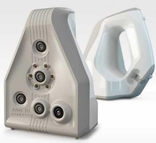 Spider – Il nuovo scanner 3D per piccoli e dettagliati oggetti