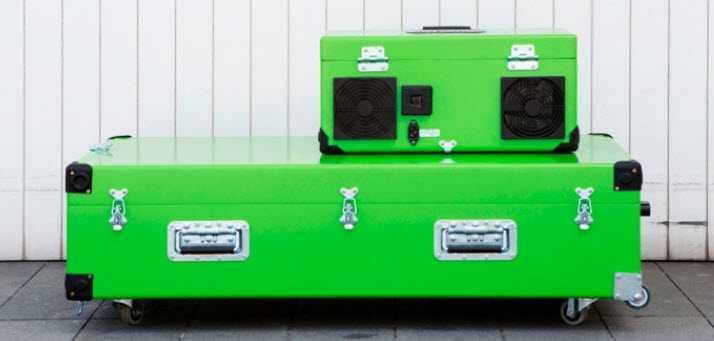 GROW: un interessante progetto di fresatrice professionale portatile