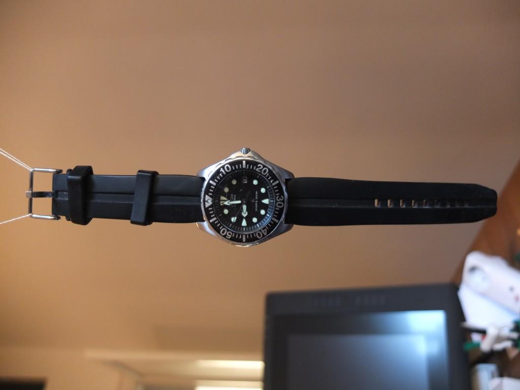 Una scansione 3D impossibile: un orologio da polso