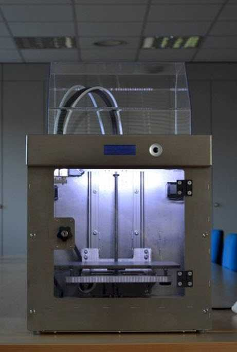 Stampante 3D professionale 3ntr A4