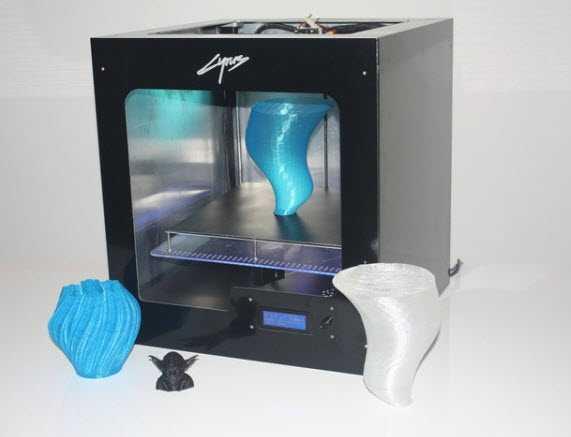 Stampante 3D Cyrus 3D printer