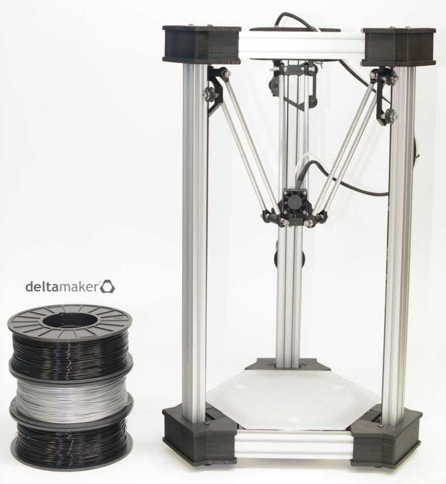 Stampante 3D Delta Robot 3D