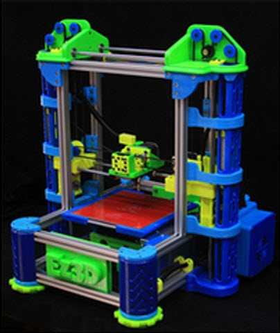 Stampante 3D EZ3D
