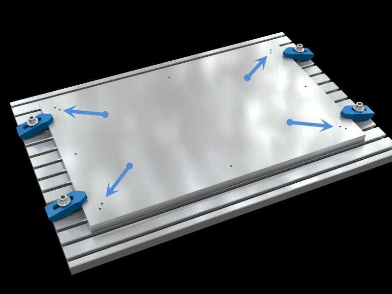 Fresature fronte-retro: due efficaci metodi di attrezzaggio – Seconda parte