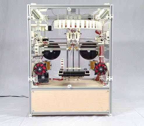 Stampante 3D Kühling & Kühling RepRap Industrial