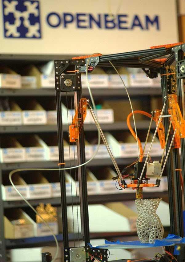Stampante 3D Kossel Pro 3D