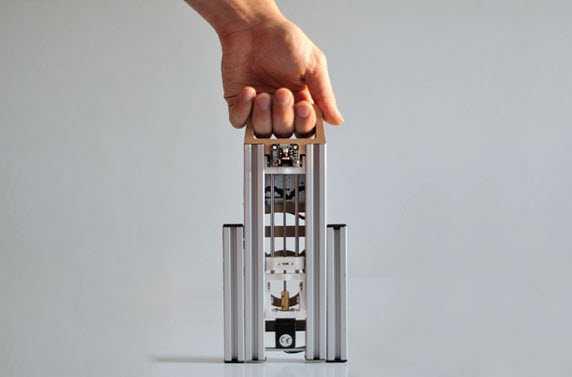Stampante 3D LumiFold SLA