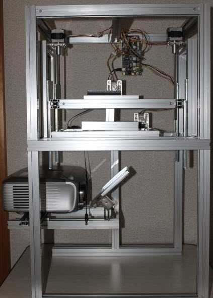 Stampante 3D LunaVast XG2 SDL Kit