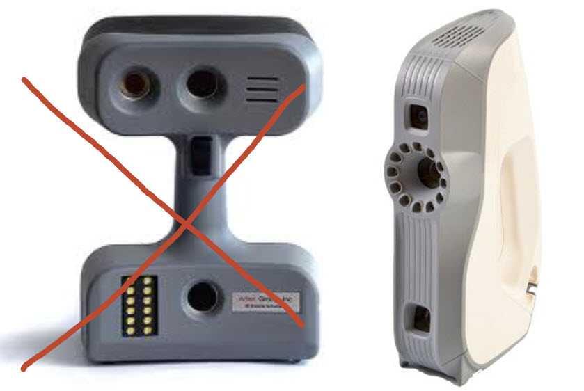 Promozione speciale per i possessori di scanner Artec serie precedente