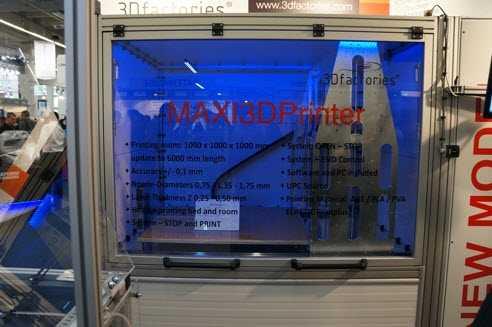 Maxi3DPrinter