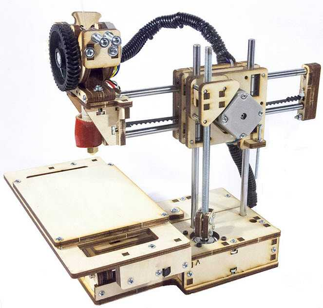 Stampante 3D Printrbot Jr