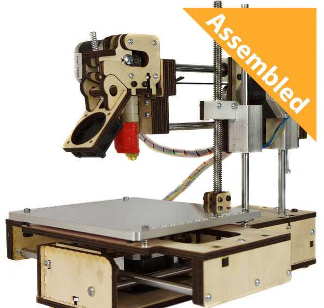 Stampante 3D Printrbot Jr V2