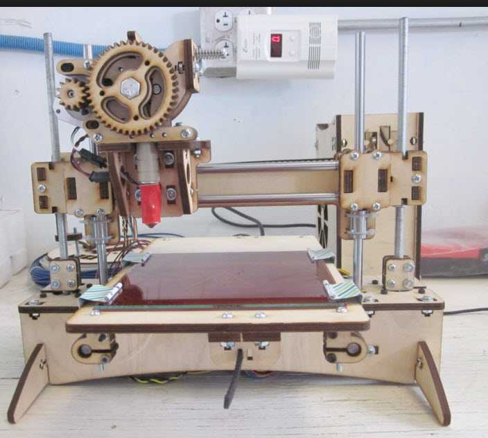 Stampante 3D Printrbot LC