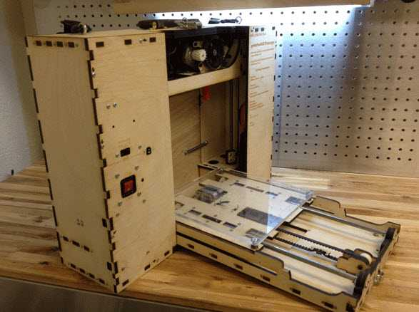 Stampante 3D Printrbot GO