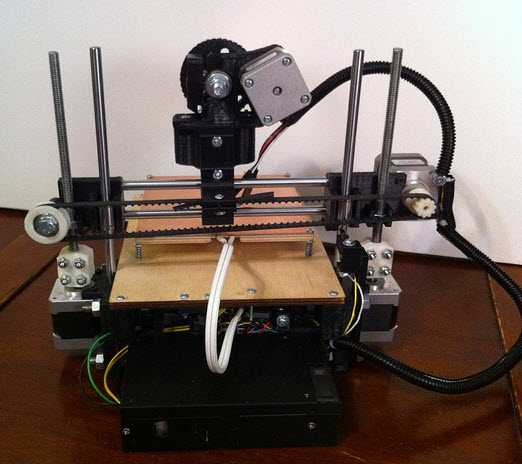 Stampante 3D Printrbot Original