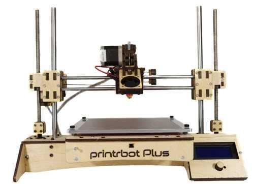 Stampante 3D Printrbot Plus