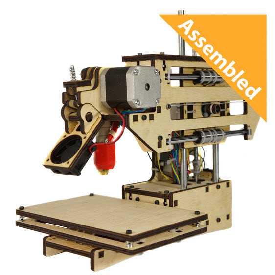Stampante 3D Printrbot Simple