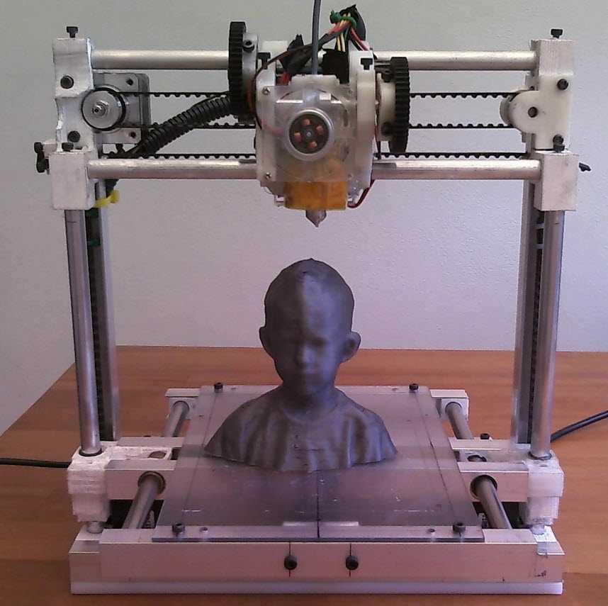 Stampante 3D Printxel 3D Kit