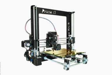 Stampante 3D Prusa i3 Rework