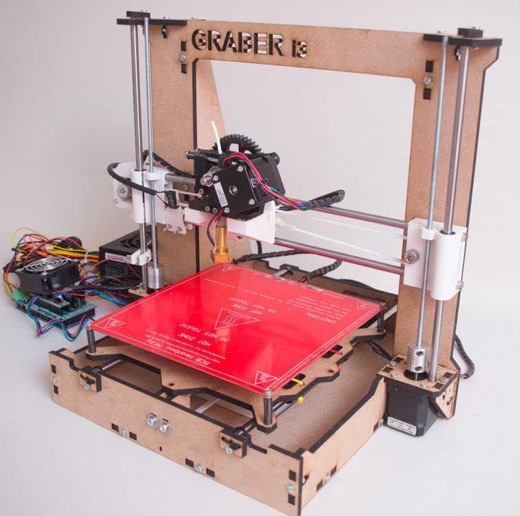 Stampante 3D Prusa l3 kit
