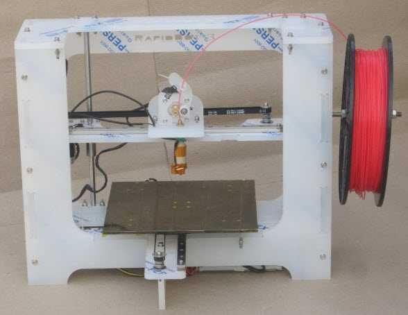 Stampante 3D RapidBot 3.0