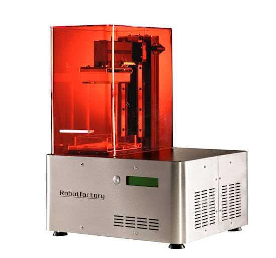 Stampante 3D Robot Factory 3DLP