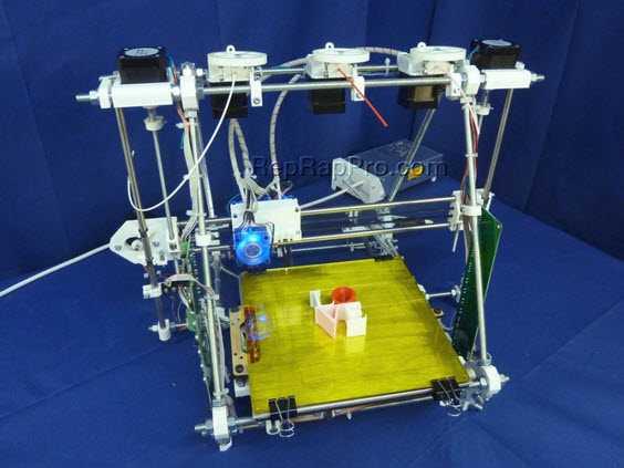 Stampante 3D Tricolour Mendel