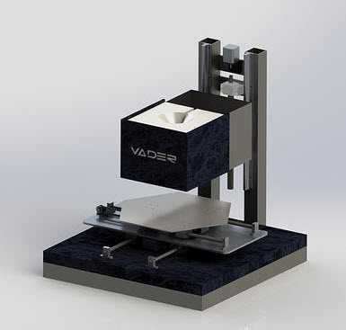 Stampante 3D Vader Mark 1