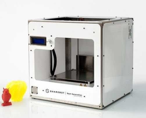 Stampante 3D ShareBot Next Generation