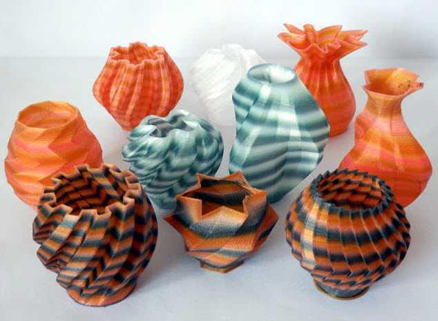 Vasi prodotti da Rhichard Horne