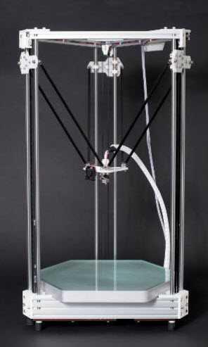 Stampante 3D SkyForge Tritium Delta