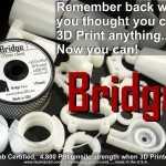 Nylon Taulman Bridge per la stampa 3D