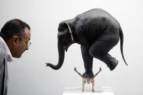 Body scanning: perfette scansioni tridimensionali del corpo per realizzare sculture.