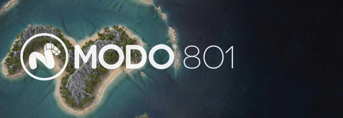 The Foundry rilascia l'attesissimo MODO 801