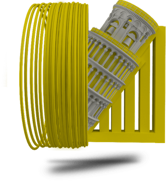 filamenti per la stampa 3D