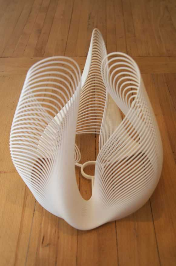 Arte astratta nella stampa 3D