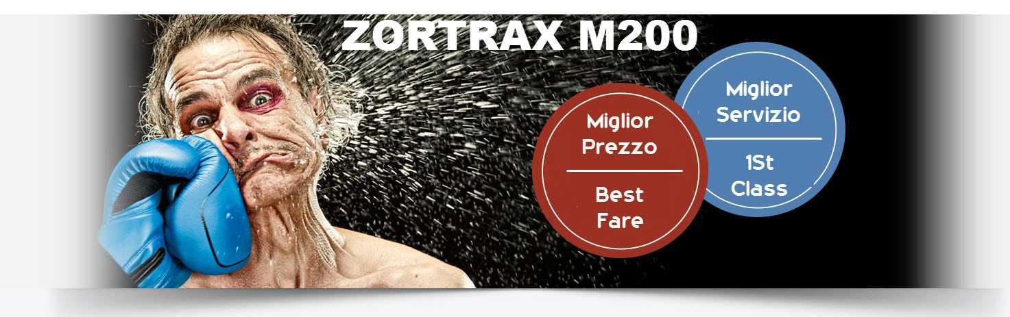Zortrax M200: miglior prezzo o miglior servizio?